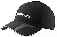 Мужская бейсболка Mercedes-Benz Men's cap, AMG, Carbon fibre-look details