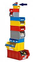 Контейнеры для хранения мелких деталей 160x95x75 мм