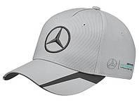 Бейсболка унисекс Mercedes AMG Petronas F1 Unisex Nico Rosberg Cap, Grey