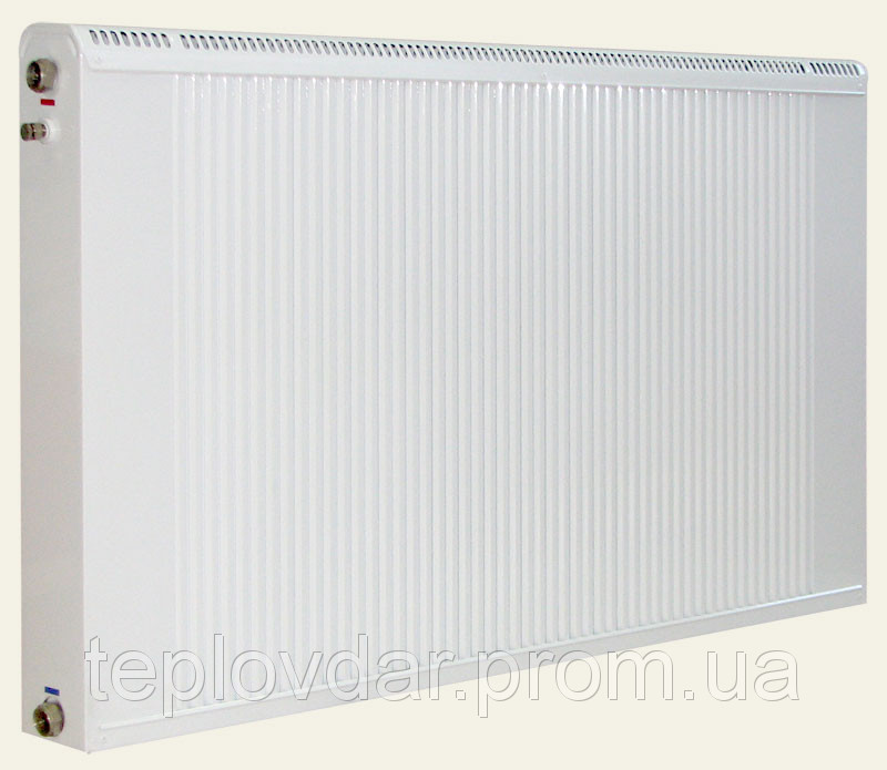 Радіатори опалення висотою 60 див. РБ 50/60/180