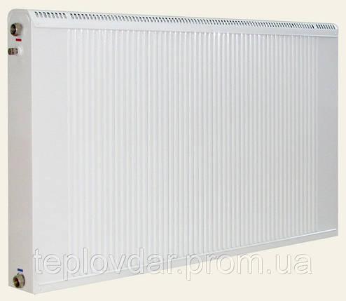 Радіатори опалення висотою 60 див. РБ 50/60/200, фото 2