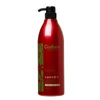 Кондиционер для волос с касторовым маслом - Welcos Confume Total Hair Rinse, 950 мл