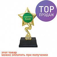 Статуэтка Золотая Звезда За выдающиеся успехи / Оригинальные подарки