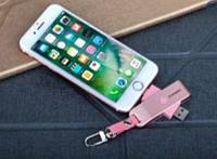 Momax Elite lightning card reader, rose gold (CL1L2)