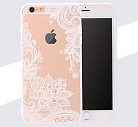 Чехол-бампер Primo Vintage для Apple iPhone 6 Plus - White