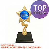 Статуэтка Золотая Звезда За освоение офисной техники / Оригинальные подарки