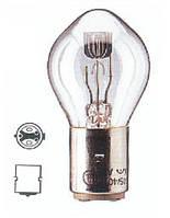Автомобильная лампочка SCT-GERMANY B35 12V25/25W BA20D BASIC (SCT-203416)