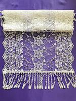 Шарф для невесты для  венчания