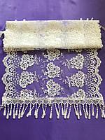 Платок для невесты, шарф для венчания