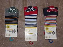 Р.22-24 ( 1-3 года )   Носочки для новорожденных Bross 3d