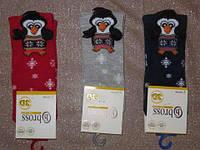 Р. 13-15 ( 0-6 мес.)  Носочки для новорожденных Bross 3 d