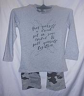 Пижама на мальчика на байке ( 3 - 14 лет )
