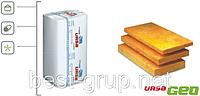 Миниральная вата Ursa GEO П-20  (10 см)  - утеплитель Ursa (Урса)