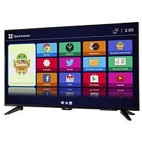 "Телевизор 43"" ERGO LE43CT3500AK, LED Full HD 1920x1080 60Hz, Smart TV, DVB-T2, HDMI, USB, VESA (200x"