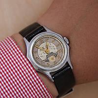Дружба винтажные наручные механические часы СССР