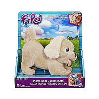Пушитый друг щенок Голди  Hasbro FurReal Friends Fuzz Pets Playful Goldie