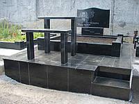 Надгробие - комплекс