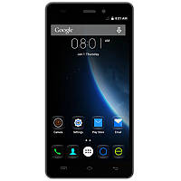 "Смартфон DOOGEE X5 Pro, 2GB+16GB Белый 5"" 1280x720 IPS MTK6735 4 ядра Mali-T720 Android 5.1 камеры 5+2"
