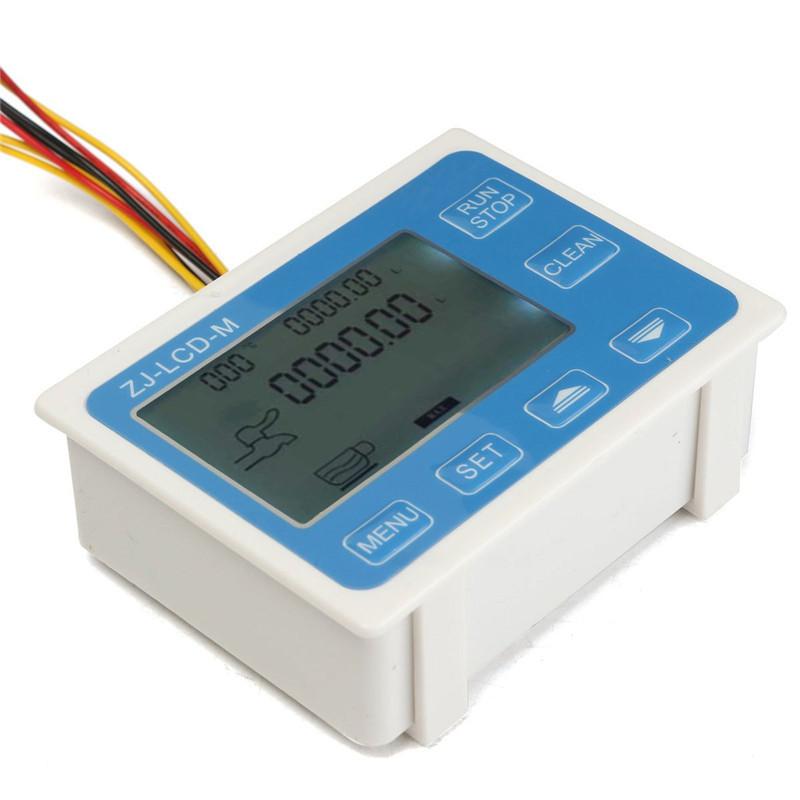 Цифровой контроллер расхода жидкости