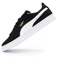 Женские кроссовки Puma Suede черные