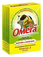 Омега Нео для грызунов с биотином, 50 г, Астрафарм