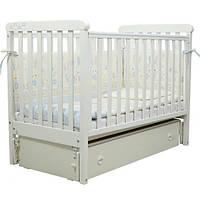 Кроватка ЛД-12 Верес белая