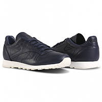 Кроссовки Reebok Classic Leather Lux Premium Wearability мужские CN1721, фото 1