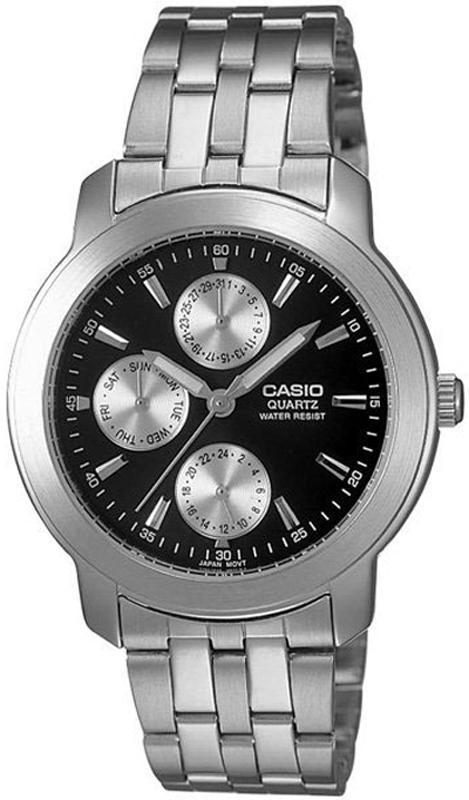Наручные мужские часы Casio MTP-1192A-1AEF оригинал