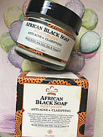 Увлажняющий крем Nubian Heritage African Black Soap Moisturizer