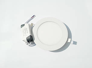 Светодиодный светильник 3w круг врезной MOTOKA, фото 2