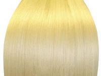 Волосы на капсулах блонд, фото 1