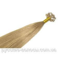 Волосы для капсульного наращивания.