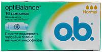 O.B. OptiBalance Normal N16