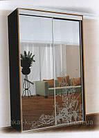Шкаф-купе Влаби 1300х600х2100 - 2 фасада, фото 1