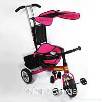 Детский велосипед трехколесный РОЗОВЫЙ lexus combi trike BT-CT-0001