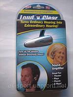 Слуховой аппарат Loud-n-Clear - усилитель слуха, фото 1