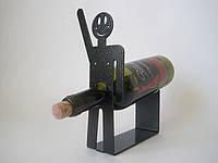 Подставка для винных бутылок Человечек