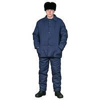Костюм утепленный — куртка, брюки код 113
