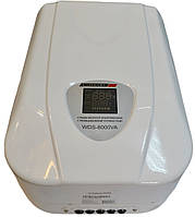 Стабилизатор напряжения Luxeon WDS-8000 (6400Вт) Servo, фото 1