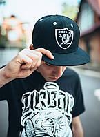 Снепбек черный  Liberty - Oakland Riders, Black