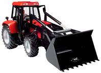 Трактор с фигуркой водителя, 25 см (красный), Dickie Toys (373 5002-2)