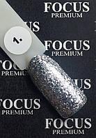 Гель-лак FOCUS premium titan № 1, 8 мл