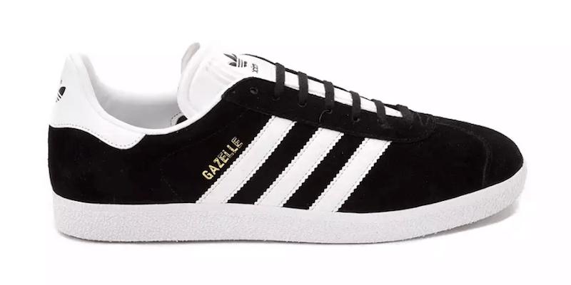 830208feecae Мужские кроссовки Adidas Gazelle OG черные