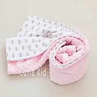 """Одеяло для новорожденных """"Корона Принцессы"""""""