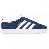 Кроссовки Adidas Gazelle OG Navy Blue, фото 1