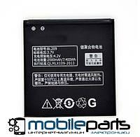 Оригинальный Аккумулятор АКБ BL209 для Lenovo A378T | A398T | A516 | A706 | A760 | A788T (Li-ion 3.7V 2000mAh)