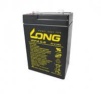 Аккумулятор Long 6В 4.5А*ч WP4.5-6