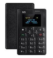 Мини мобильный телефон GSM AIEK M5
