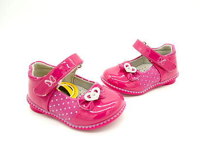 Детские сандали-балетки с орто стелькой фирмы Clibee 22 и 25 размеры