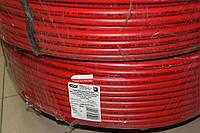 Металлопластиковая труба красная PE-RT/AL/PE 16х2.0 Kisan